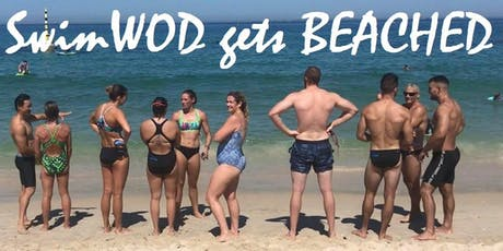SwimWOD gets Beached tickets