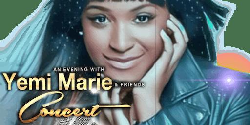 Yemi Marie Concert