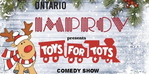Ontario Improv (Toy Drive)