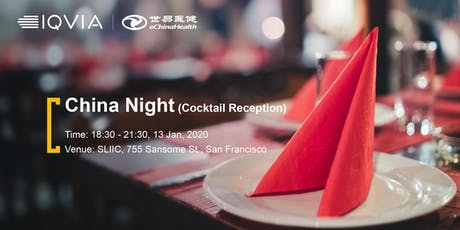 China Night @ JPMorgan tickets