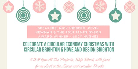 Collaborating at Christmas for Circular Economy tickets