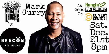 We Own The Laughs Presents: Mark Curry tickets