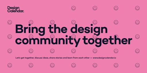 Design Calendar — Bring the design community together