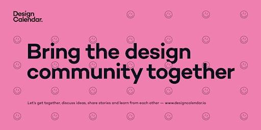 Design Calendar — Bring the design community together