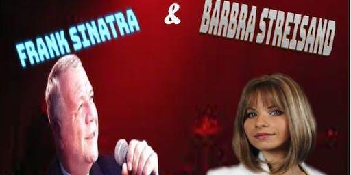 Frank & Barbra