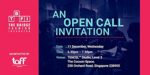 The Bridge Fashion Incubator: An Open Call Invitation For Cohort 2