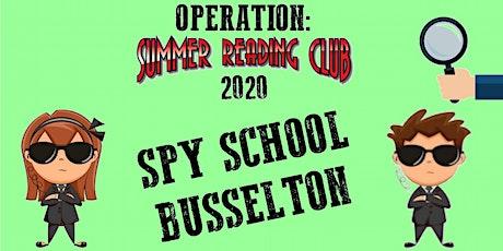 Busselton Spy School tickets