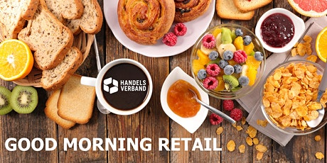 "Good Morning ""AI & Robotics for Retail"" - Business Breakfast tickets"