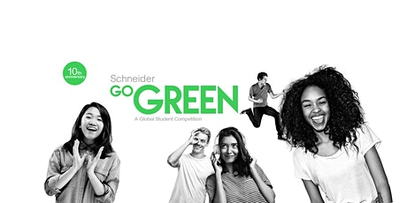 Schneider Go Green 2020: Global Student Case Competition tickets