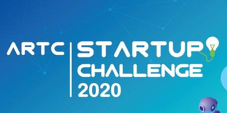 Briefing Session: ARTC Startup Challenge 2020 tickets