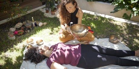 L'Heure du Silence -Massage Sonore billets