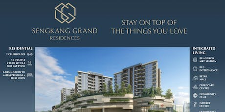 PN Sengkang Grand Residences Roadshow tickets