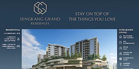 PN Sengkang Grand Residences Roadshow tickets