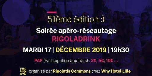 Rigoladrink N°51- décembre 2019  (Réseautage)