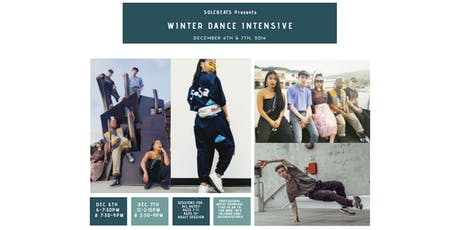 SoleBeats presents... WINTER DANCE INTENSIVE tickets