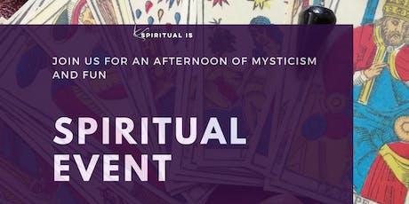 Spiritual Event Walsall tickets