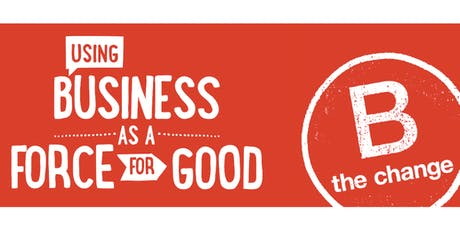 All I want for Christmas... B Corps for Good! tickets