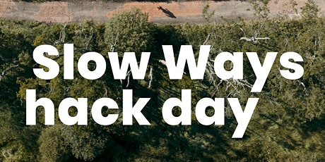 Slow Ways hack day tickets