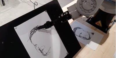 Robotik: Malen nach Zahlen