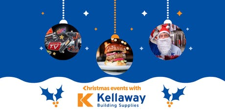 Christmas with Kellaway tickets