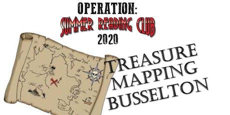 Busselton Treasure Mapping tickets