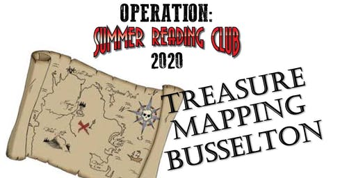 Busselton Treasure Mapping