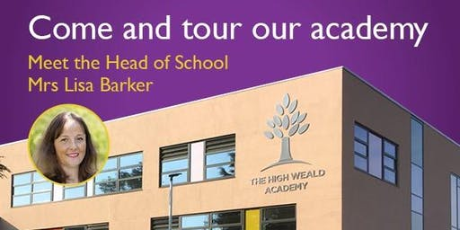 The High Weald Academy Guided Tour