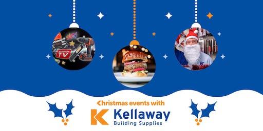 Christmas with Kellaway