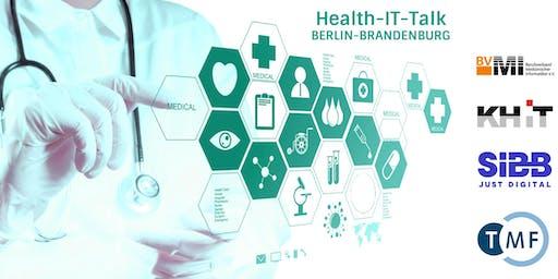 Health-IT-Talk: Patient im Umfeld von Ambient Assisted Living, IT und Robotik