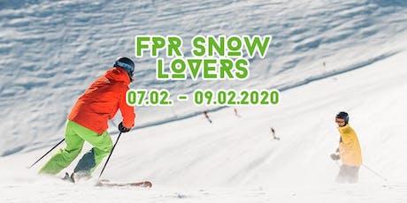 Snowlovers Axams Tickets