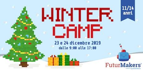 Winter Camp (11-14 anni) biglietti