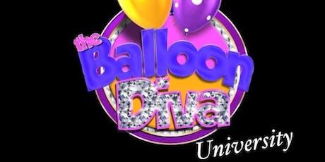 5th Balloon Diva University Class tickets