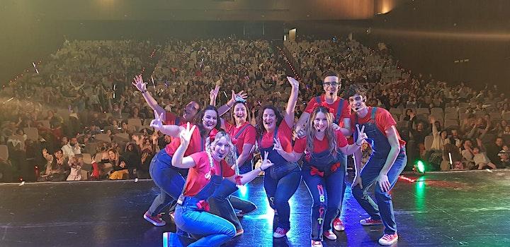 Imagen de Cantajuegos Grupo Golosinas de Festival atlanta en Vallecas, Madrid