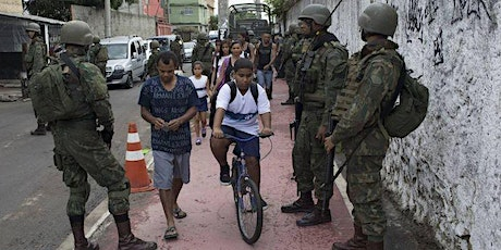 Illicit Order: Violence and Fragmentation of Urban Spaces in Rio tickets