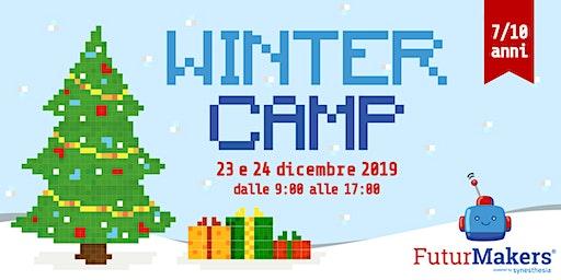 Winter Camp (7-10 anni)