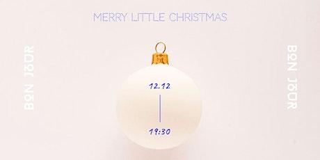 Merry Little Christmas tickets
