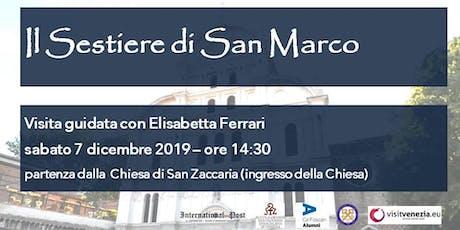 Visita guidata del Sestiere di San Marco biglietti