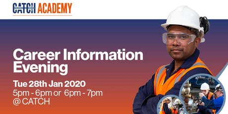CATCH Information Evening - January tickets