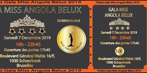 Gala Miss Angola Belux 2019 De Bienfaisance