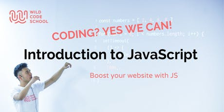 Coding? Yes we can! Introduction in JavaScript tickets