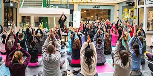 Christmas Mass Yoga   Doug Robson