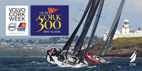 Volvo Cork Week, incorporating the ICRA Nationals. tickets