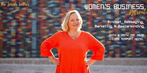 Women's Business Retreat - Mindset, Messaging, Marketing & Masterminding