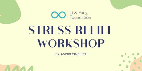 Stress Relief Workshop tickets