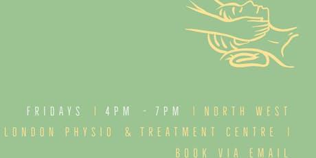 Ayurvedic Massages tickets