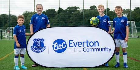 Everton Soccer School - Great Sankey Neighbourhood Hub tickets