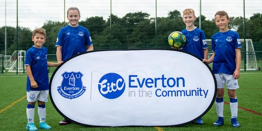 Everton Soccer School - Great Sankey Neighbourhood Hub