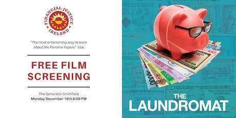 Free Film Screening: The Laundromat tickets