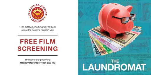 Free Film Screening: The Laundromat