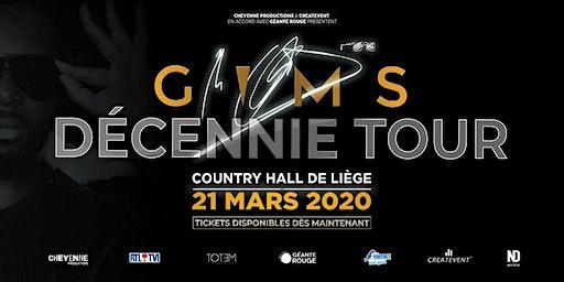 GIMS - Decennie Tour